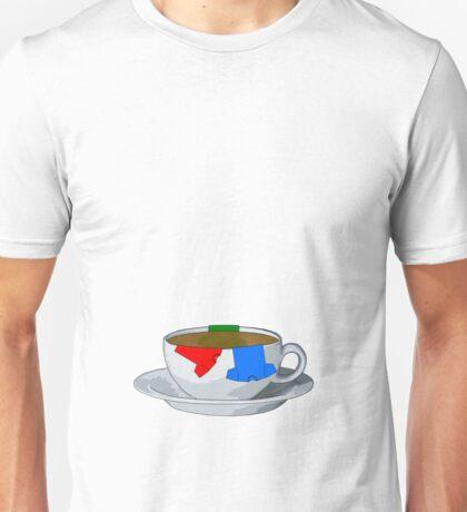 tea-shirt  (cup) Unisex T-Shirt
