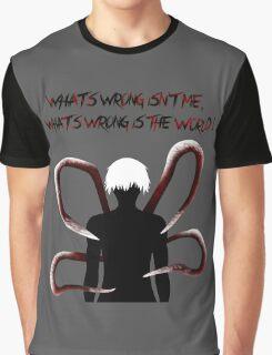 Ken kaneki. Graphic T-Shirt