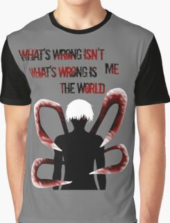 Ken Kaneki. Graphic T-Shirt
