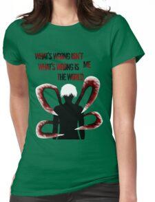 Ken Kaneki. Womens Fitted T-Shirt