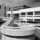 Bauhaus-Archiv Berlin by Nick Coates
