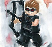Hawkeye by Deborah Cauchi