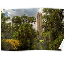 Bok Tower Botanical Gardens, Lake of Wales, Florida Poster