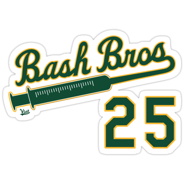 "VICT McGwire ""Bash Brothers"" by Victorious"