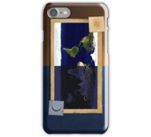 Day and Night Cycle. iPhone Case/Skin