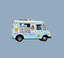 Ice Cream Truck by Patrizio Martorana