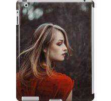 autumn dress iPad Case/Skin