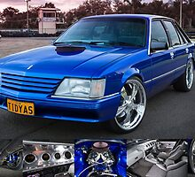 Craig Darcey's Holden VK Commodore by HoskingInd