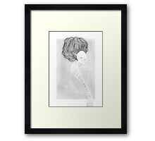 Teme Framed Print