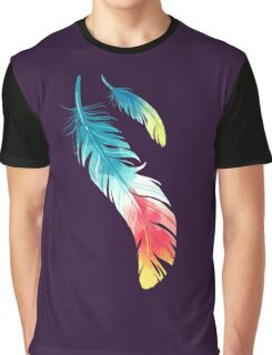 Feather Graphic T-Shirt
