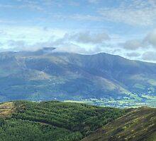 Grisedale Views by Jamie  Green