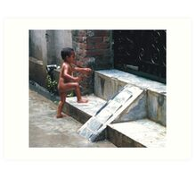 Goodbye Monsoon Art Print