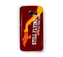 """Still Flying"" - Joss Whedon's Serenity - Dark Samsung Galaxy Case/Skin"