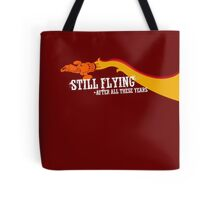 """Still Flying"" - Joss Whedon's Serenity - Dark Tote Bag"