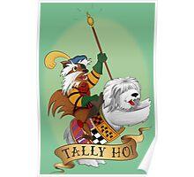 Tally Ho! Poster