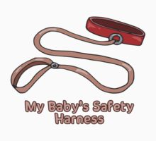 My Baby's Harness by hybridwing