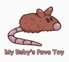 My Baby's Toy Mouse by hybridwing