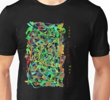 Jack Pollock Was Here Unisex T-Shirt