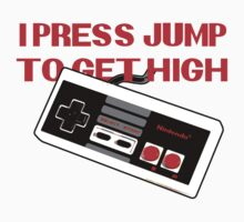 Press Jump to Get High by SkinnyJoe