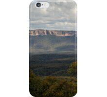 Pantoneys Crown - Gardens of Stone National Park iPhone Case/Skin
