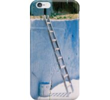 Ladder of Chefchaouen iPhone Case/Skin