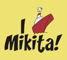 I ship: MIKITA! Kids Tee