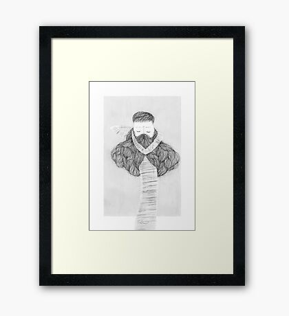 Cuida Framed Print