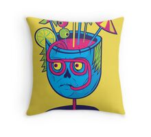 Pineal Colada Throw Pillow