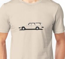 Volvo 200 Series Wagon Unisex T-Shirt