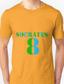 Socrates Brazilian Superman T-Shirt