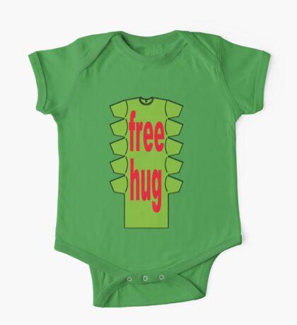 free hug One Piece - Short Sleeve