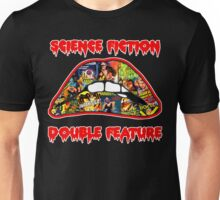 Science Fiction / Double Feature (LIPS! LIPS!! LIPS!!!) Unisex T-Shirt