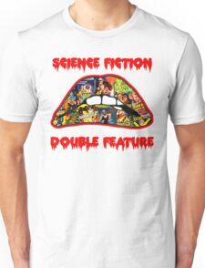 Science Fiction / Double Feature (LIPS! LIPS!! LIPS!!!) Unisex T-Shirt