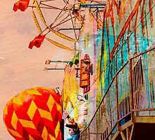 Minnesota State Fair Time by susan stone