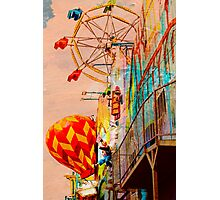 Minnesota State Fair Time Photographic Print