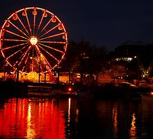 The giant wheel by amrita125