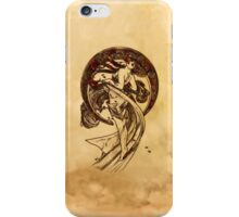 Deco Relief Woman IPhone Case iPhone Case/Skin