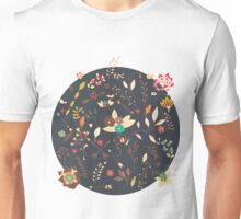 Flower pattern 02 Unisex T-Shirt