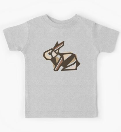 Paper Anigami Bunny Kids Tee