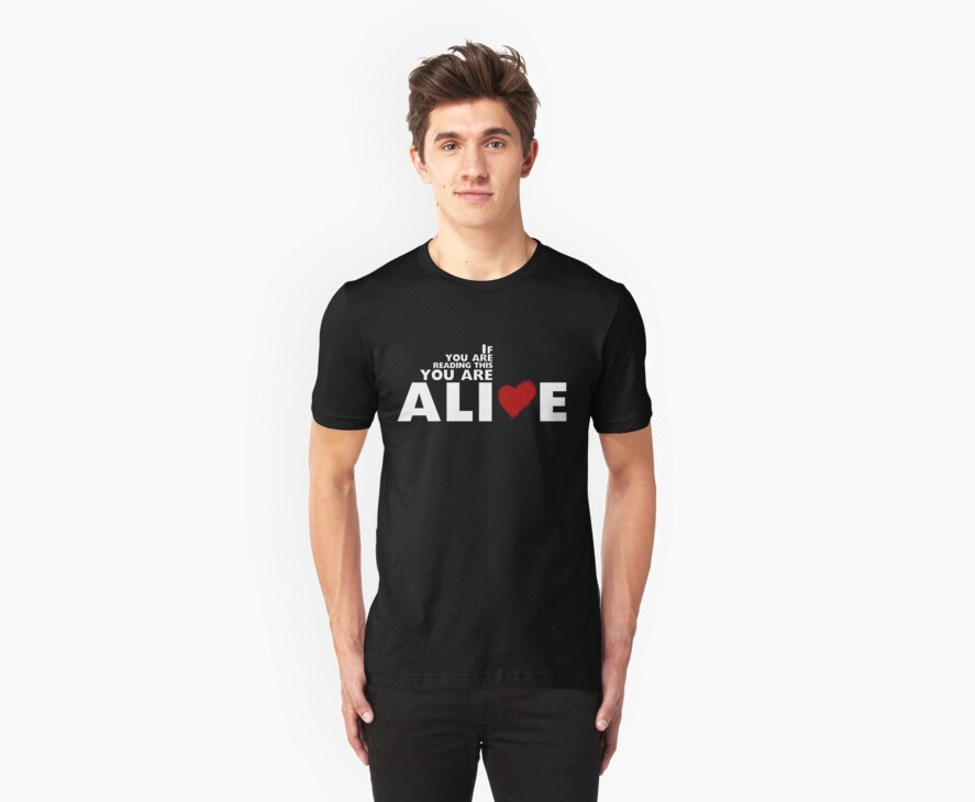 ALIVE by Yago