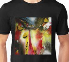 'Cold Burn' - Nirvana (No. 8 in the Rock Music Art Series) Unisex T-Shirt