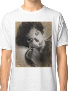 Ava Gardner Dibujo Classic T-Shirt