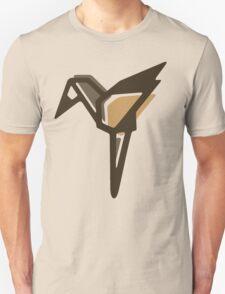 Paper Anigami Crane Unisex T-Shirt