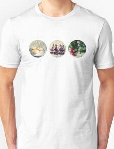 Christmas trio Unisex T-Shirt