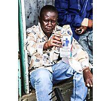 Milk? Photographic Print
