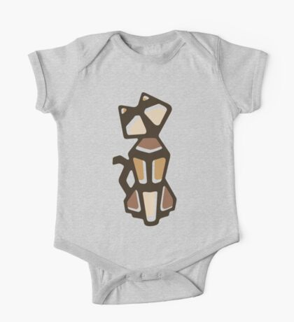 Paper Anigami Cat One Piece - Short Sleeve