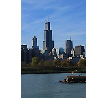 The Sears Tower Photographic Print