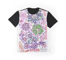 Joy Lines Graphic T-Shirt