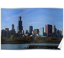 The Sears Tower Poster