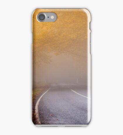 Mt Macedon Dawn iPhone Case/Skin